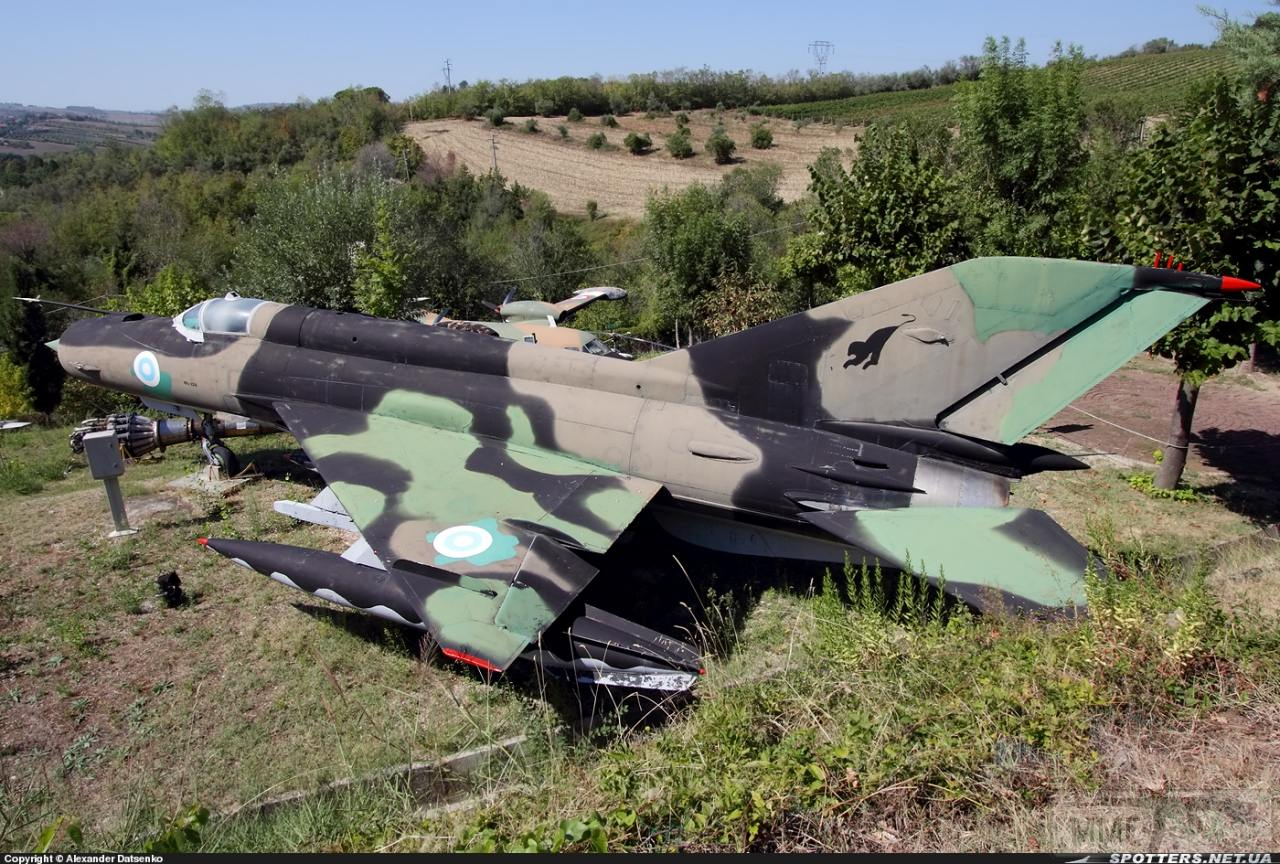 23627 - Последние МиГ-21
