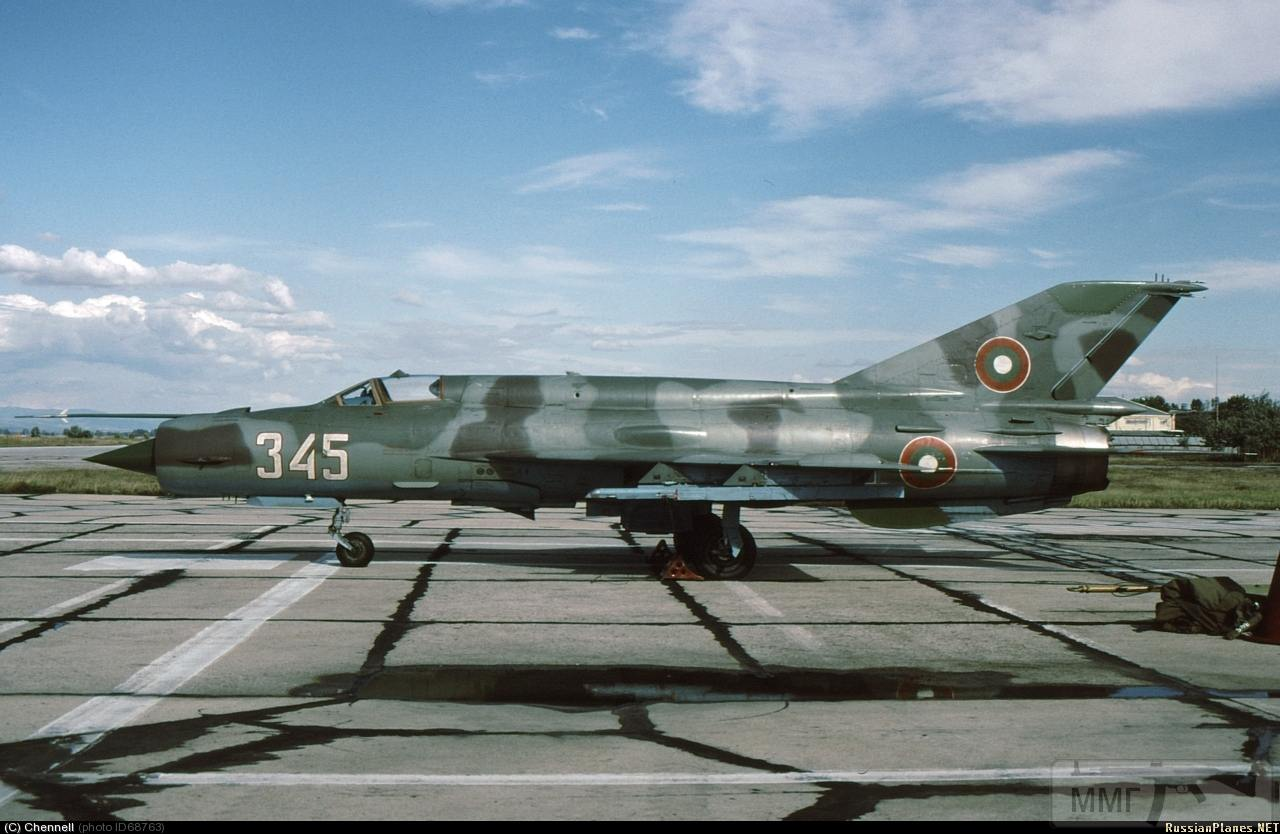 23685 - Последние МиГ-21