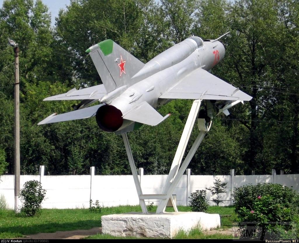 23687 - Последние МиГ-21