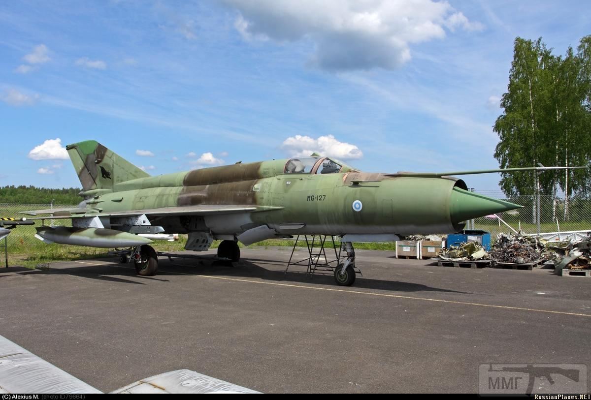 23689 - Последние МиГ-21