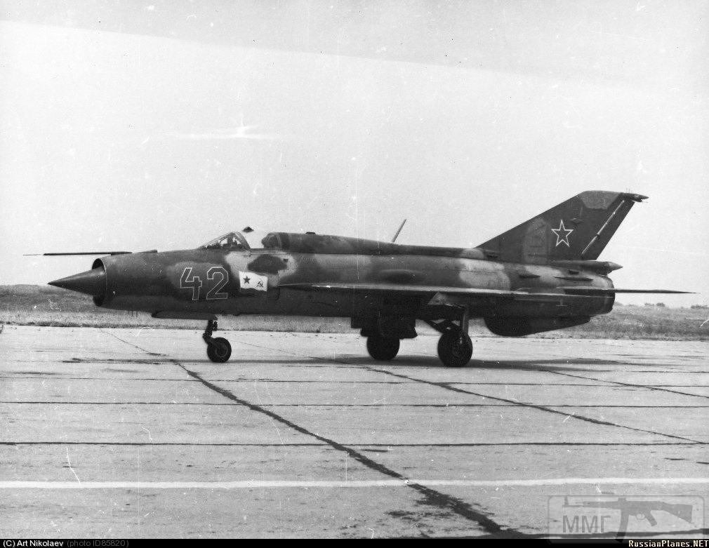 23692 - Последние МиГ-21