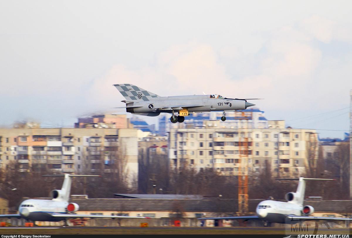 23699 - Последние МиГ-21