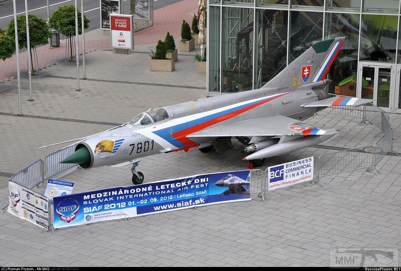 23710 - Последние МиГ-21