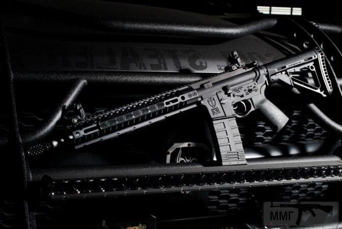 23722 - Семейство Armalite / Colt AR-15 / M16 M16A1 M16A2 M16A3 M16A4