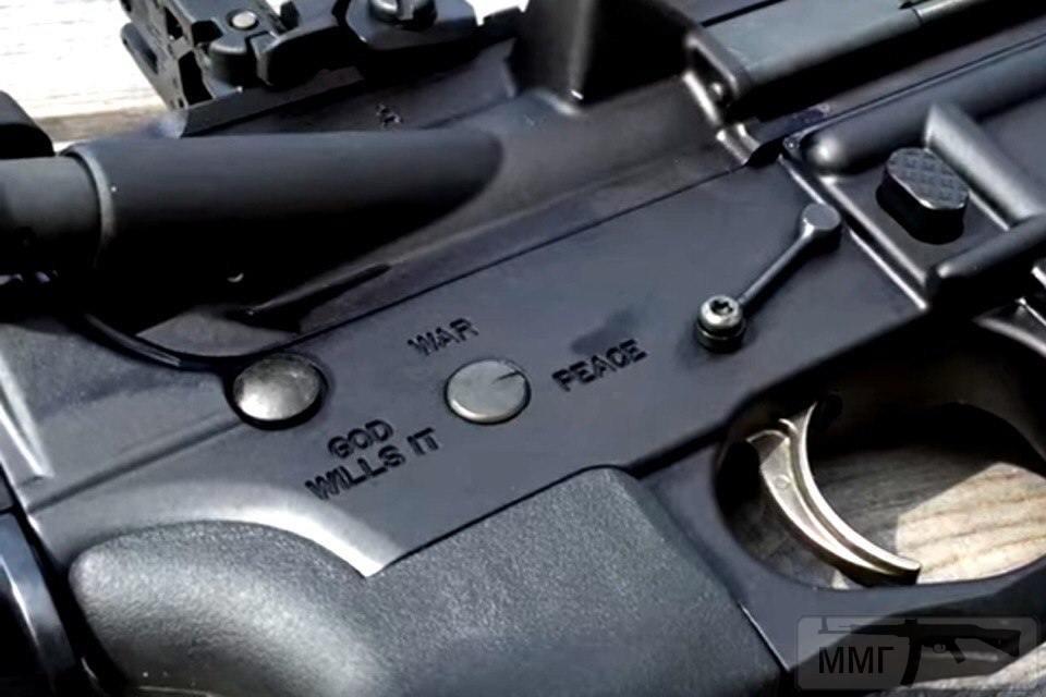 23726 - Семейство Armalite / Colt AR-15 / M16 M16A1 M16A2 M16A3 M16A4