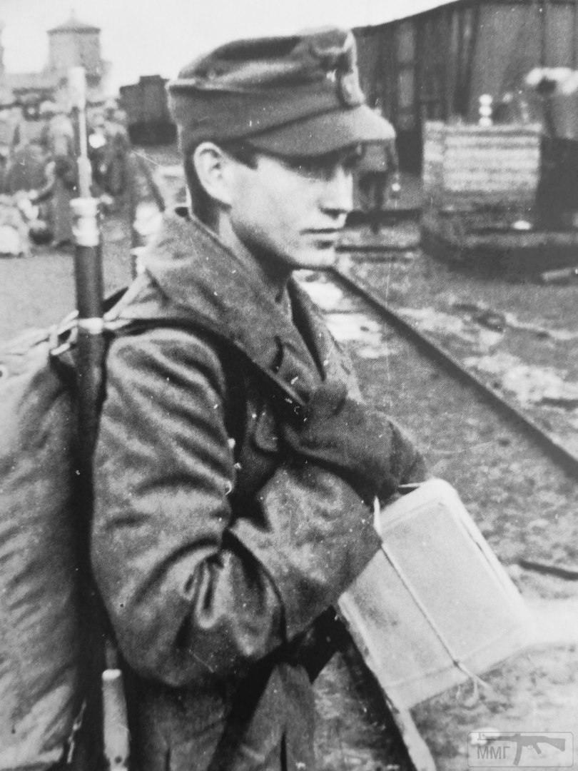 23741 - Военное фото 1941-1945 г.г. Восточный фронт.