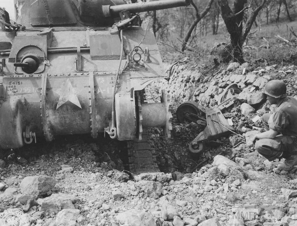 23743 - Военное фото 1939-1945 г.г. Западный фронт и Африка.
