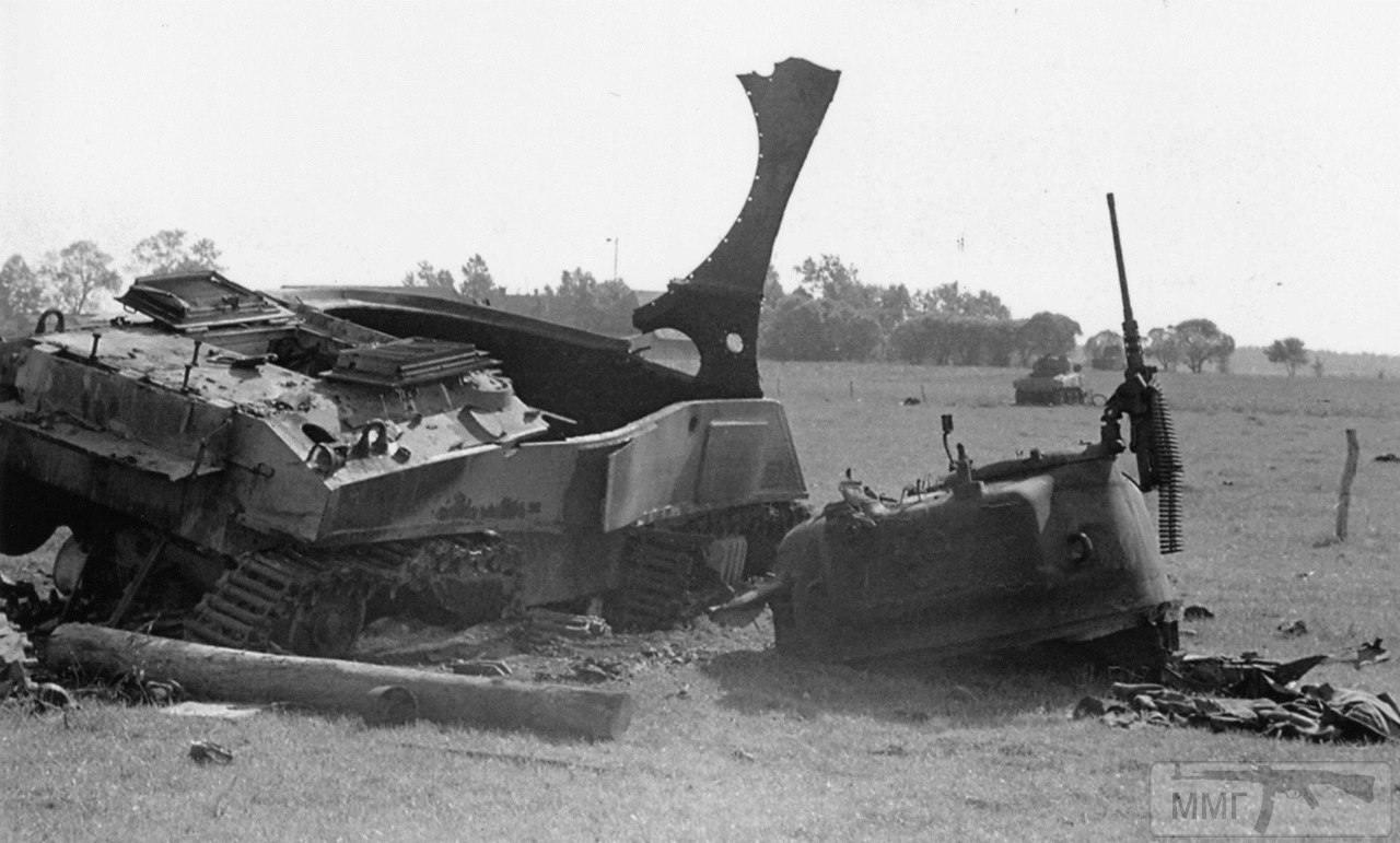 23744 - Военное фото 1939-1945 г.г. Западный фронт и Африка.