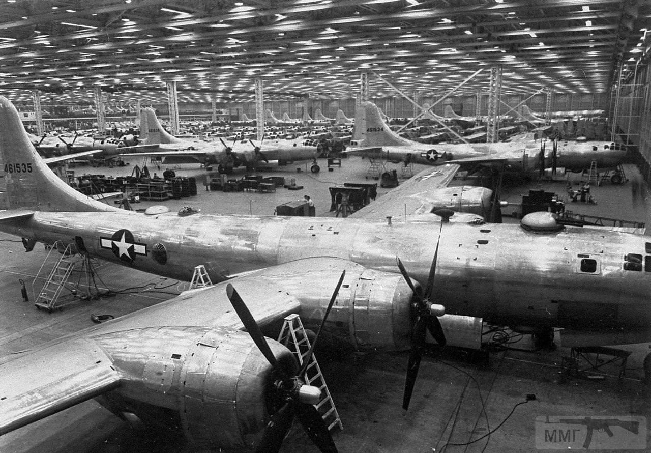 23861 - Стратегические бомбардировки Германии и Японии