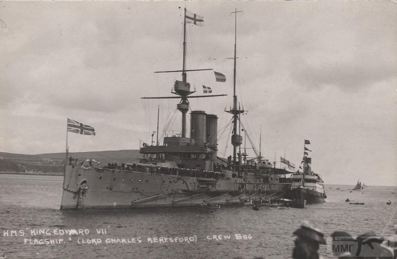 23890 - Броненосцы, дредноуты, линкоры и крейсера Британии
