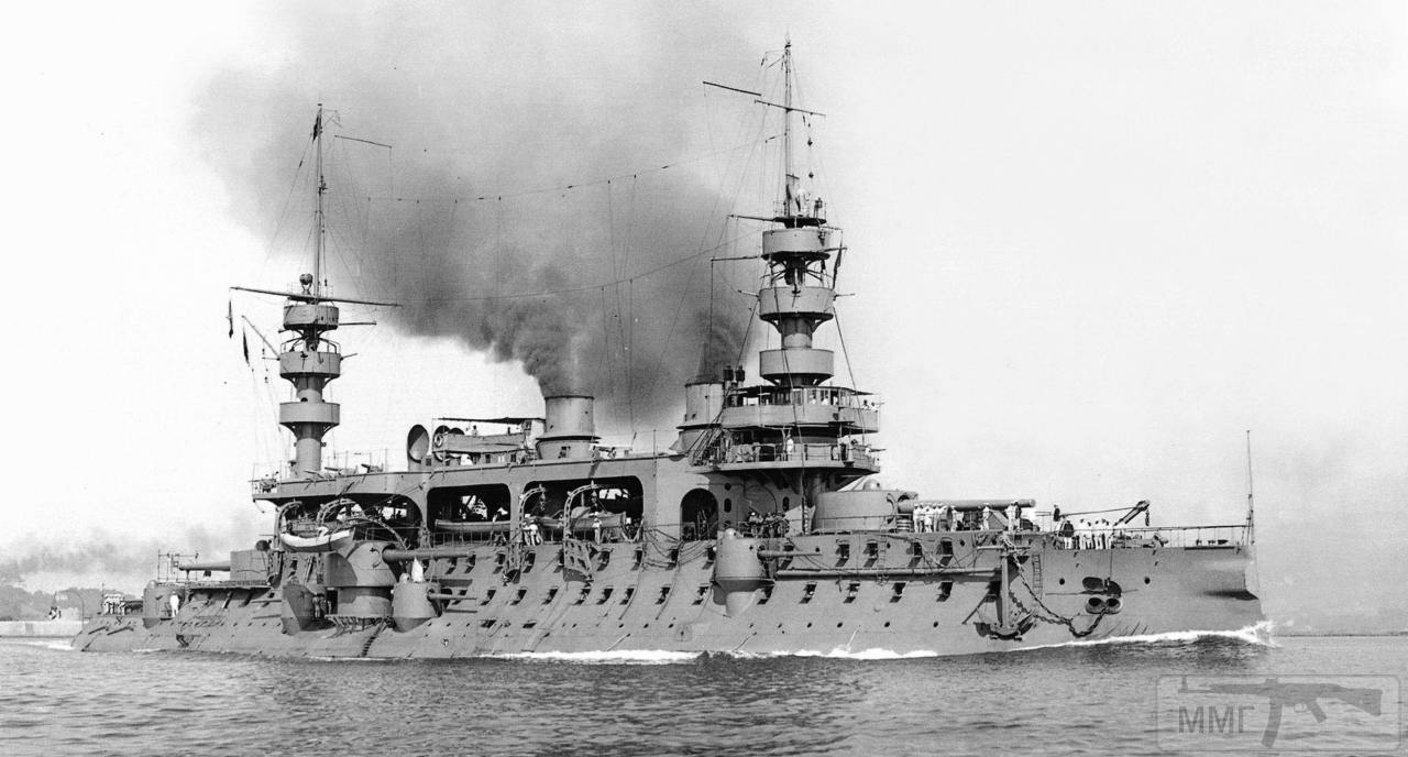 23907 - French battleship Charles Martel