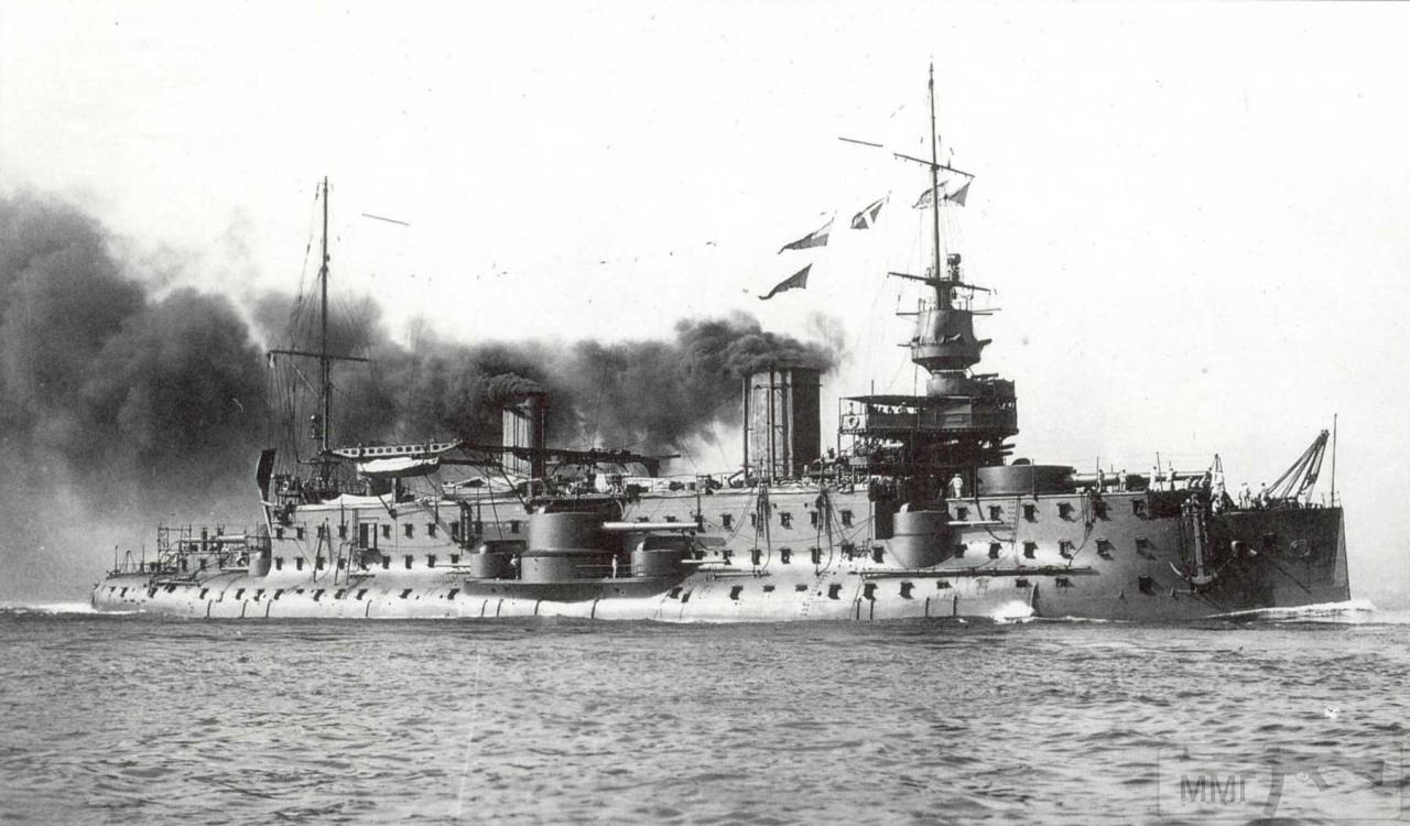 23908 - French battleship Carnot