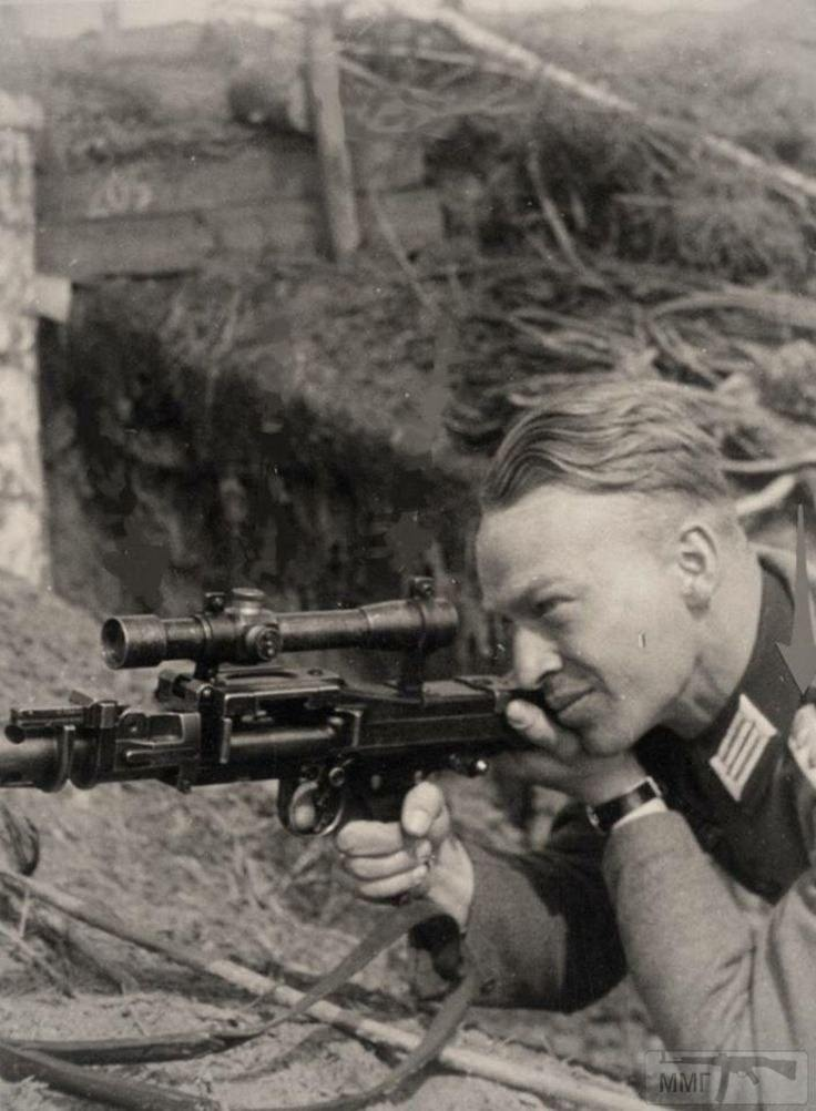 23931 - Все о пулемете MG-34 - история, модификации, клейма и т.д.
