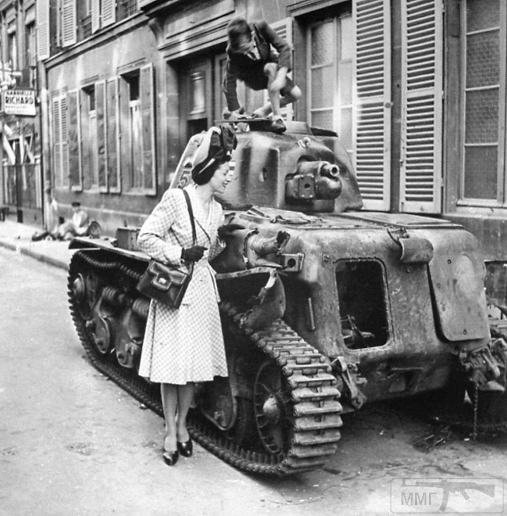 23939 - Военное фото 1939-1945 г.г. Западный фронт и Африка.