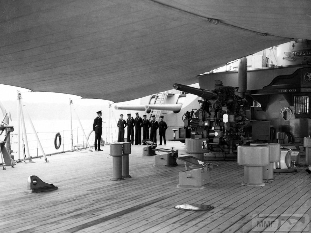 23952 - Броненосцы, дредноуты, линкоры и крейсера Британии