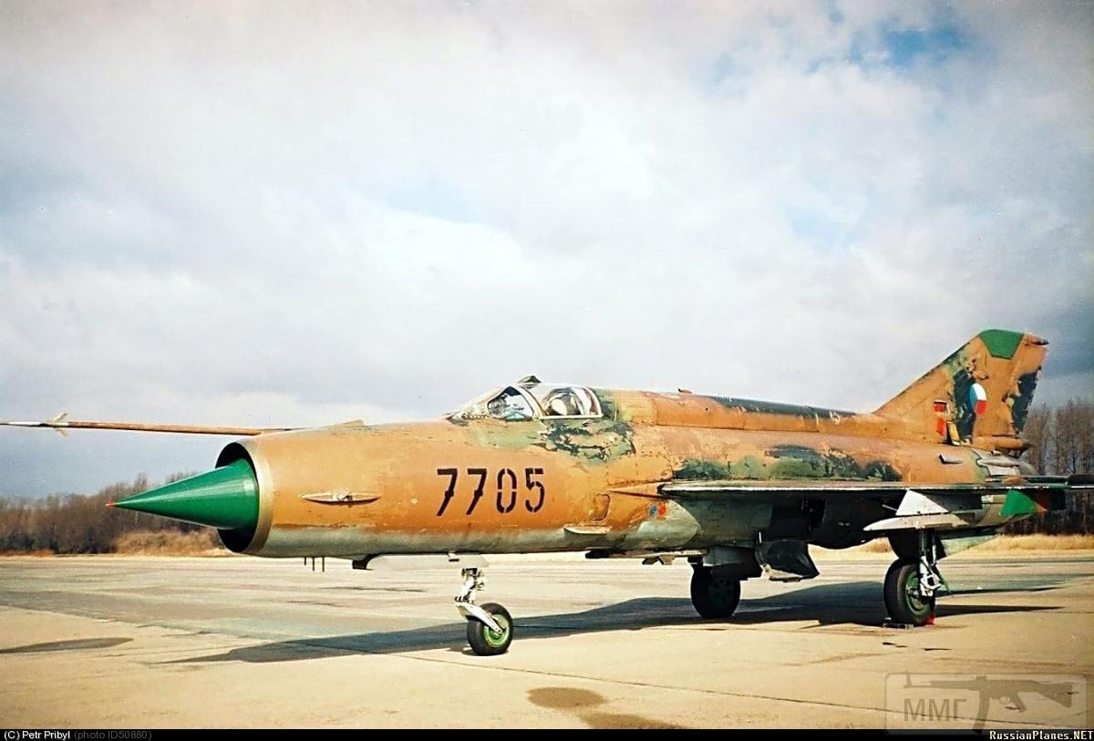 23959 - Последние МиГ-21