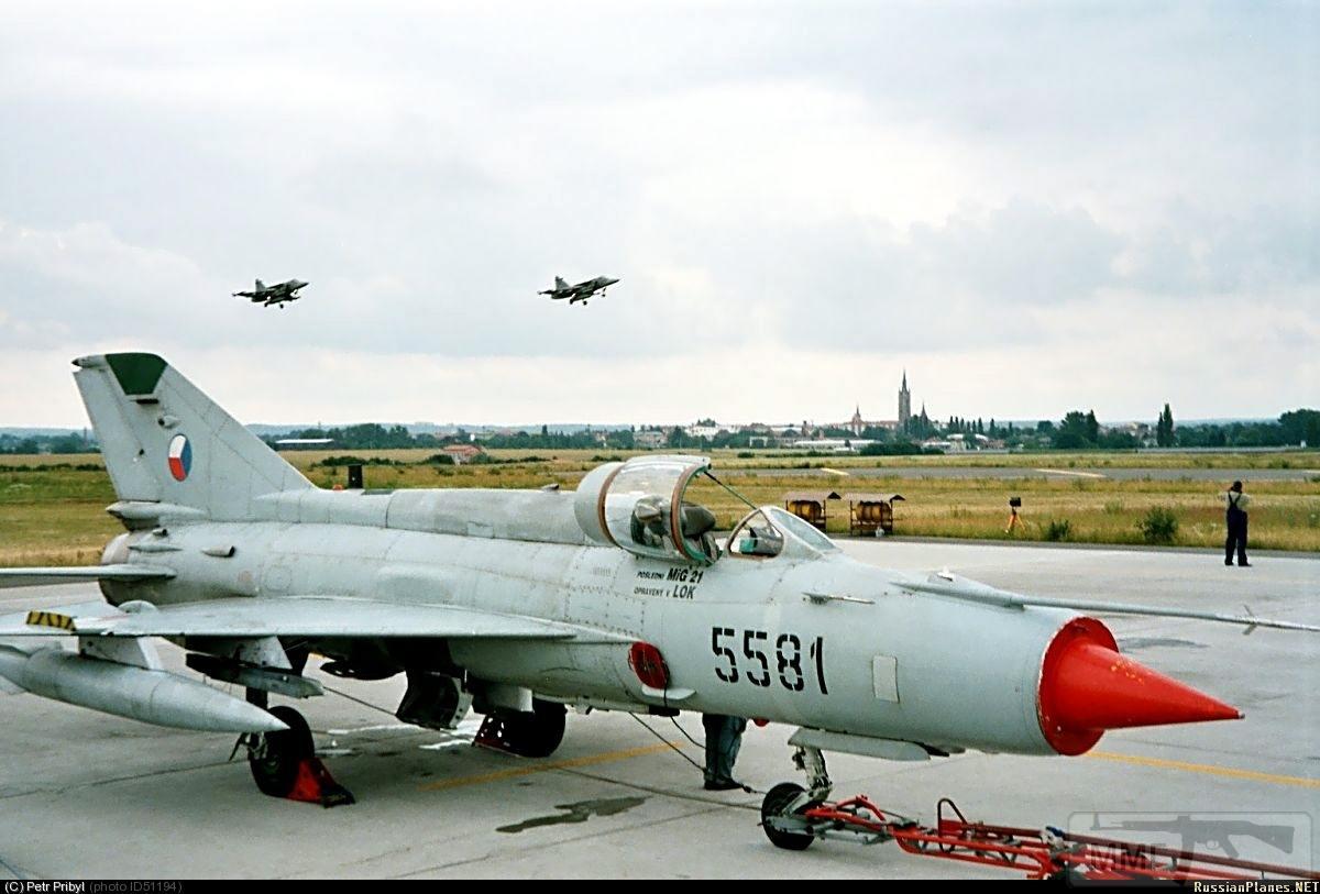 23961 - Последние МиГ-21