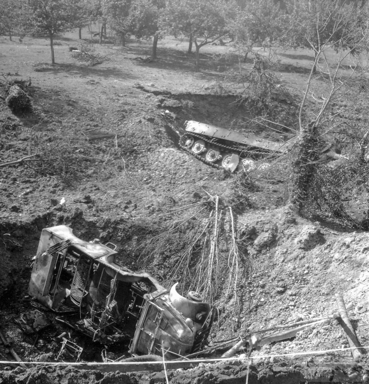 24037 - Военное фото 1939-1945 г.г. Западный фронт и Африка.