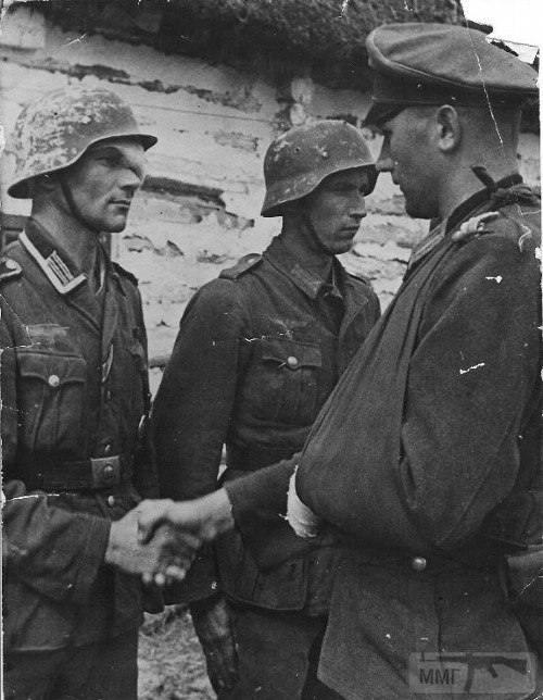 24108 - Военное фото 1941-1945 г.г. Восточный фронт.