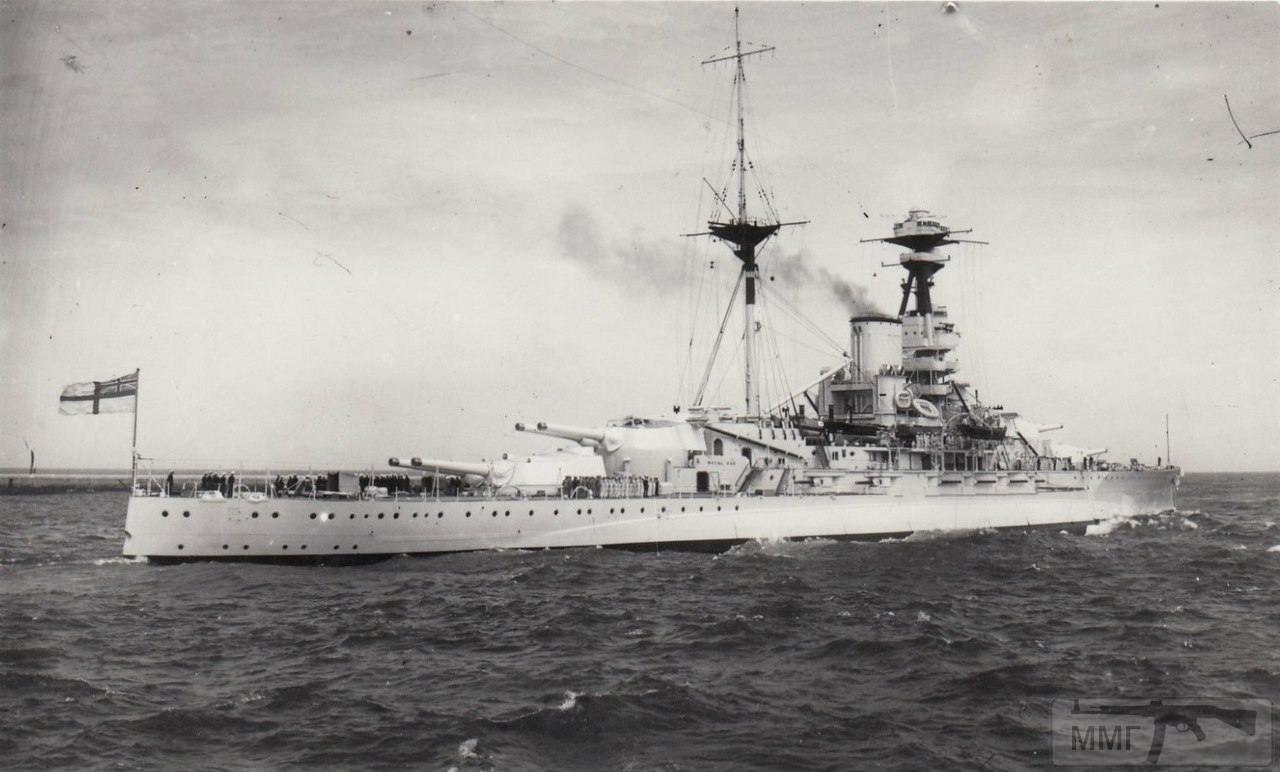 24139 - Броненосцы, дредноуты, линкоры и крейсера Британии