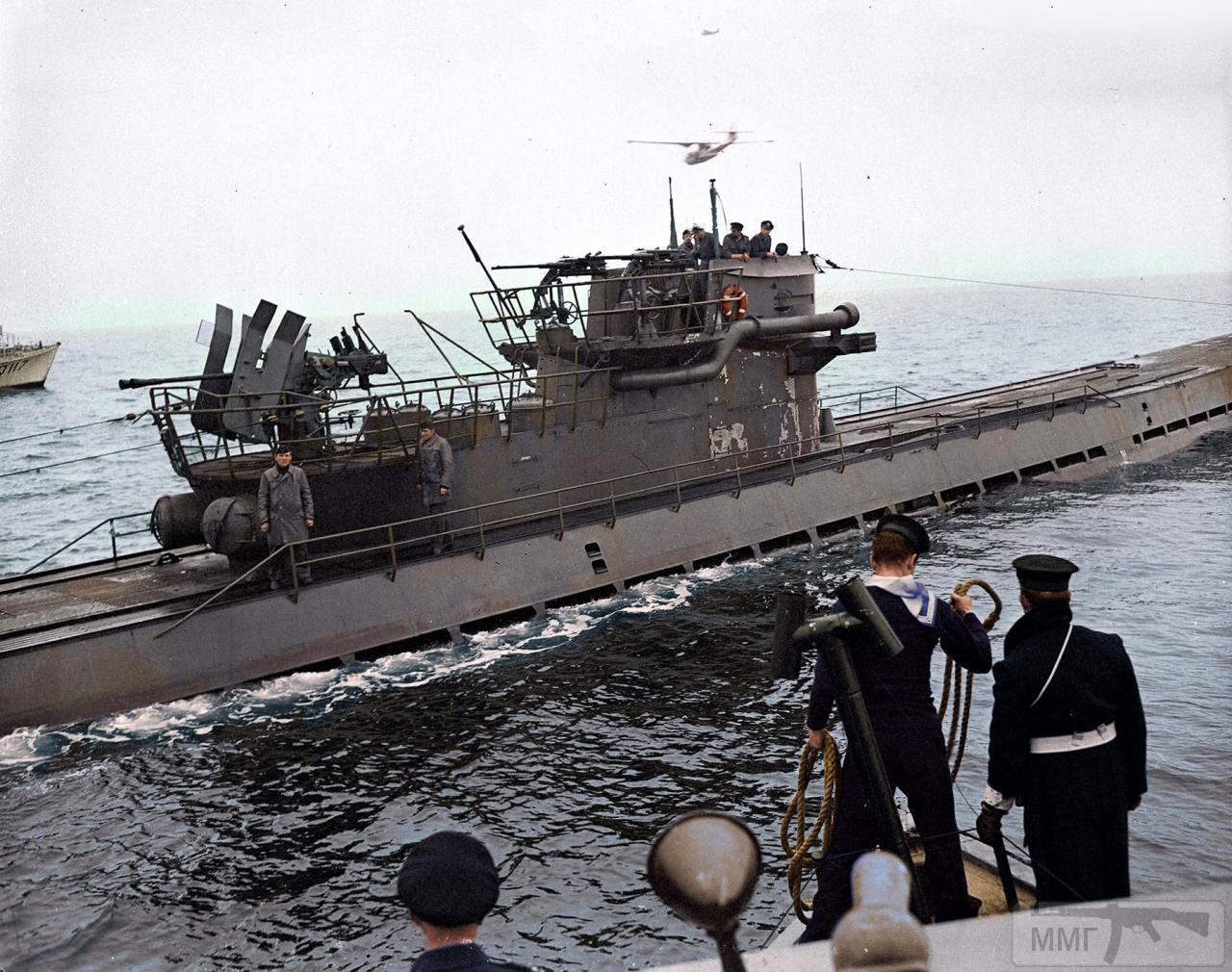 24142 - Волчьи Стаи - Германские подводные лодки двух мировых войн