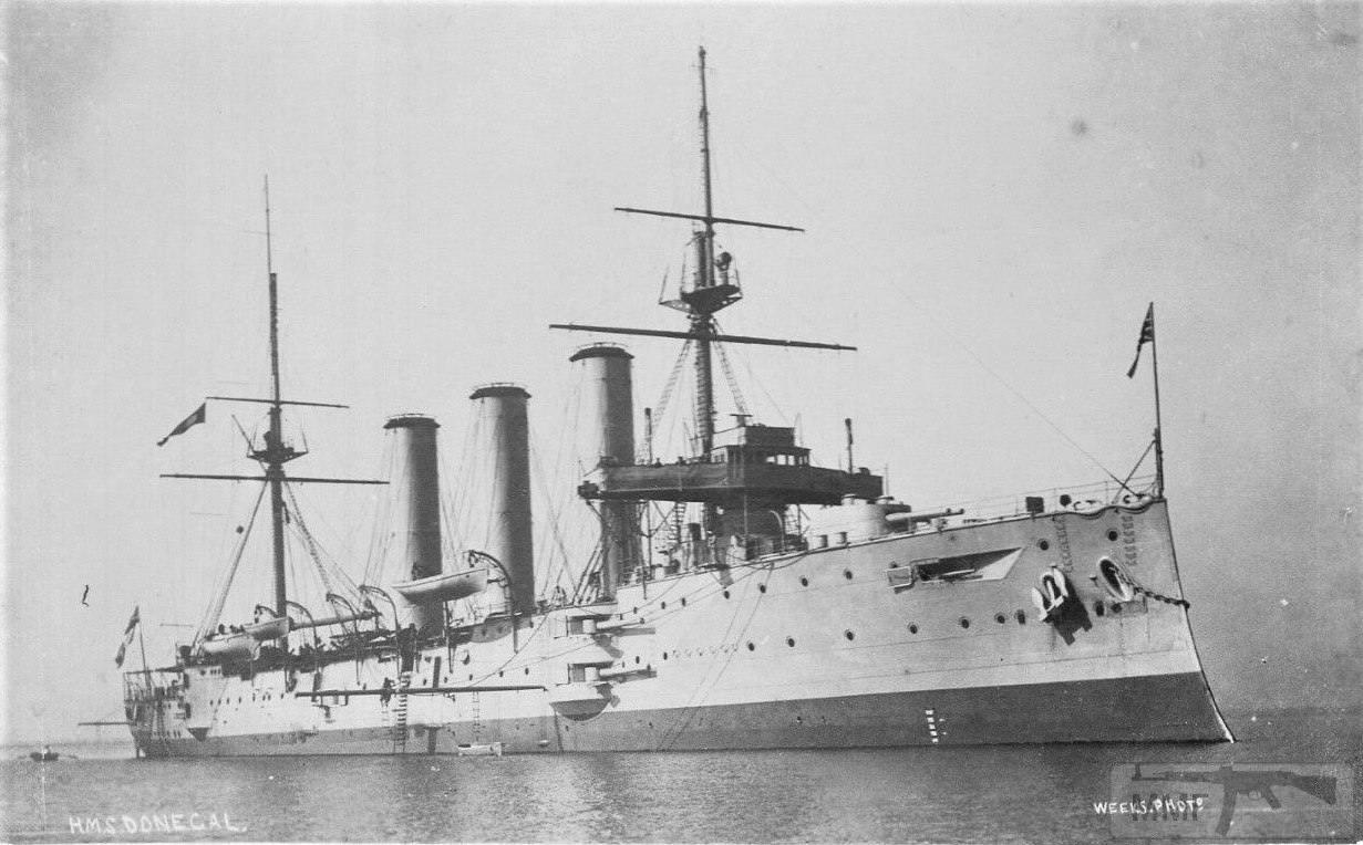 24143 - Броненосцы, дредноуты, линкоры и крейсера Британии