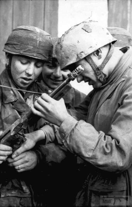 24149 - Военное фото 1939-1945 г.г. Западный фронт и Африка.