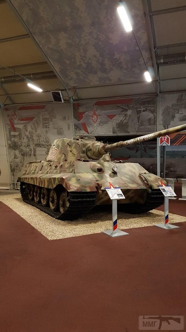 24156 - Танковий музей Кубинка