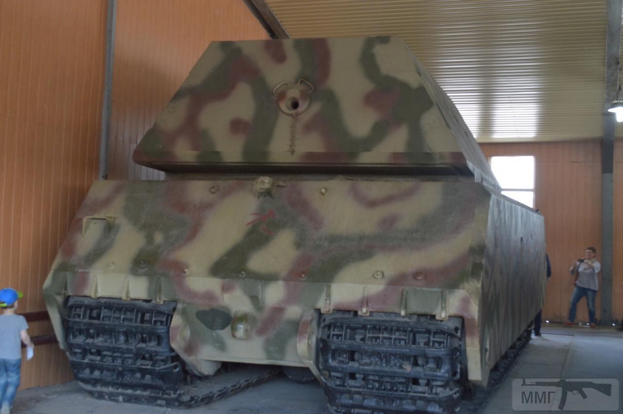 24168 - Танковий музей Кубинка