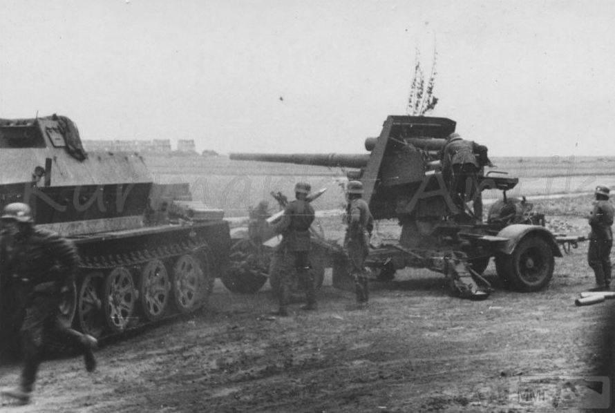 24239 - Немецкая артиллерия второй мировой