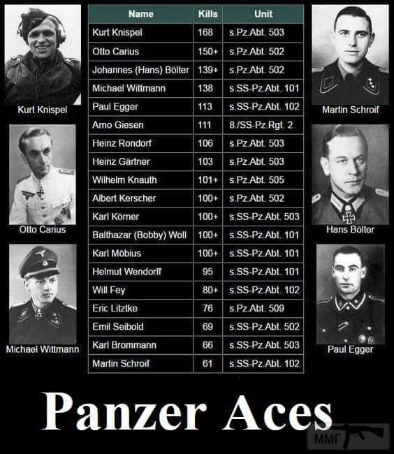24255 - Великие и не очень танкисты Германии