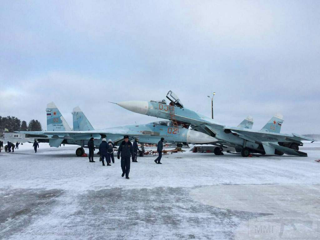 2428 - Аварии самолетов и вертолетов ВВС РФ