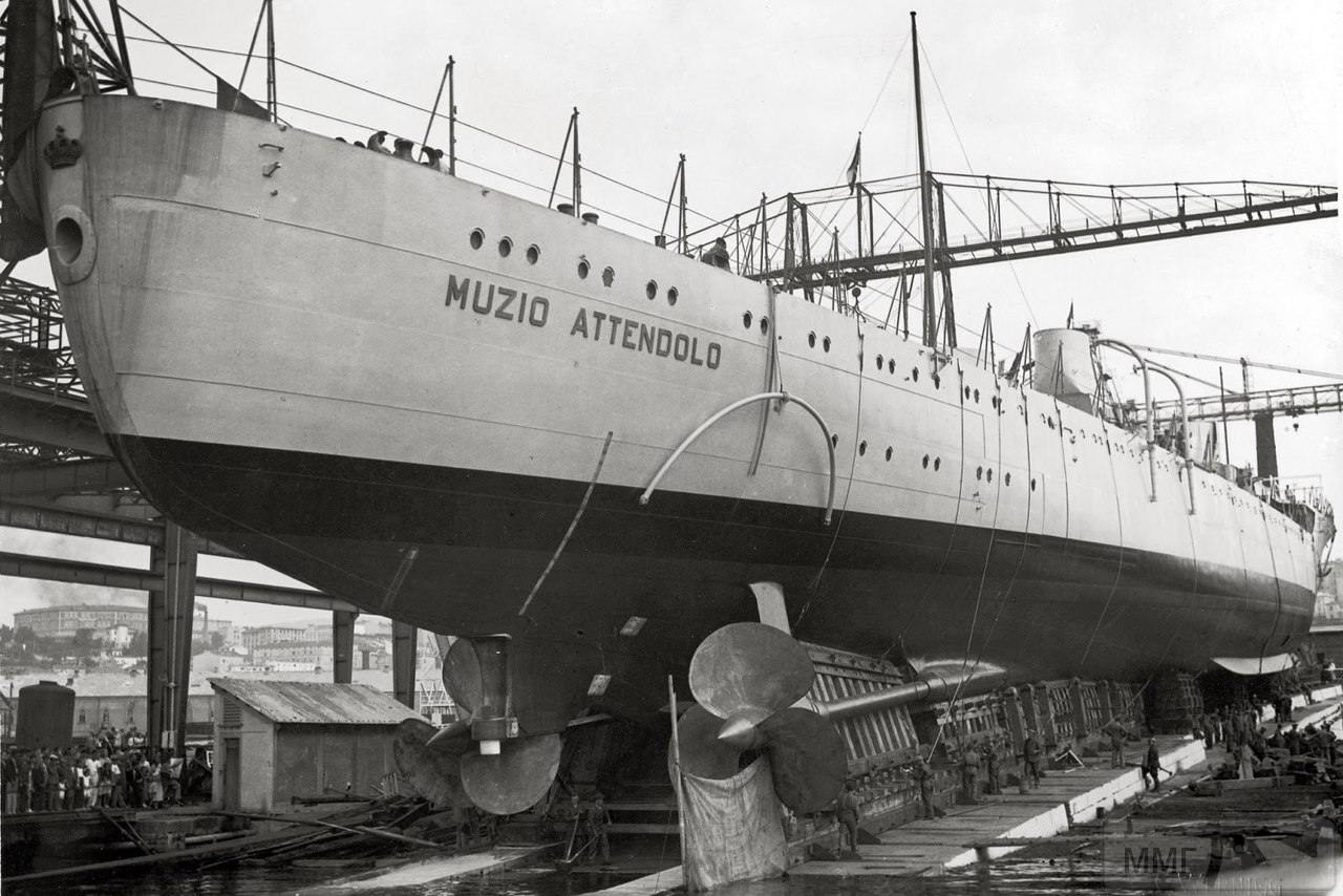 24295 - Regia Marina - Italian Battleships Littorio Class и другие...