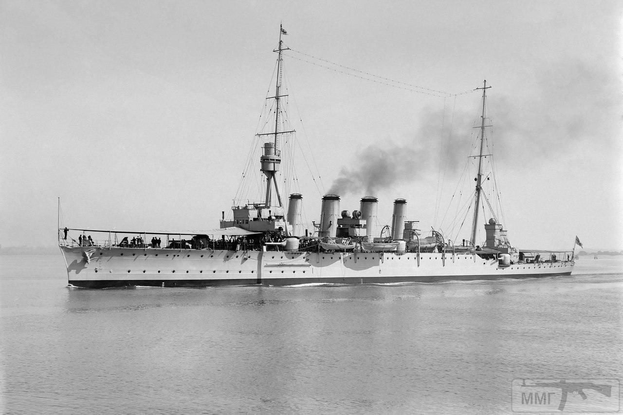 24344 - Броненосцы, дредноуты, линкоры и крейсера Британии