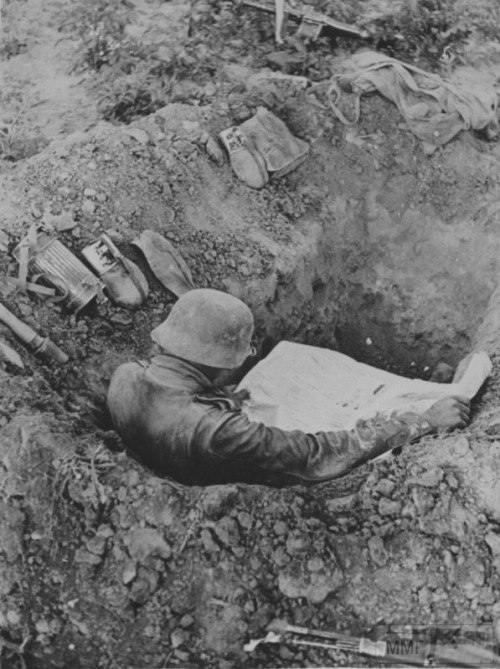 24438 - Военное фото 1941-1945 г.г. Восточный фронт.