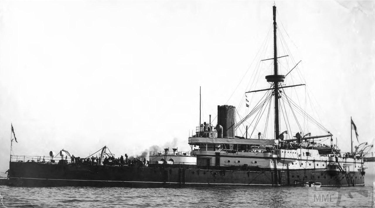 24454 - Броненосцы, дредноуты, линкоры и крейсера Британии