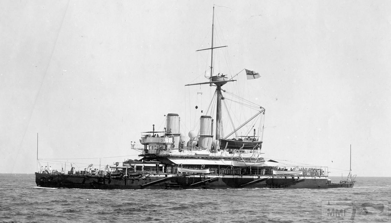24650 - Броненосцы, дредноуты, линкоры и крейсера Британии