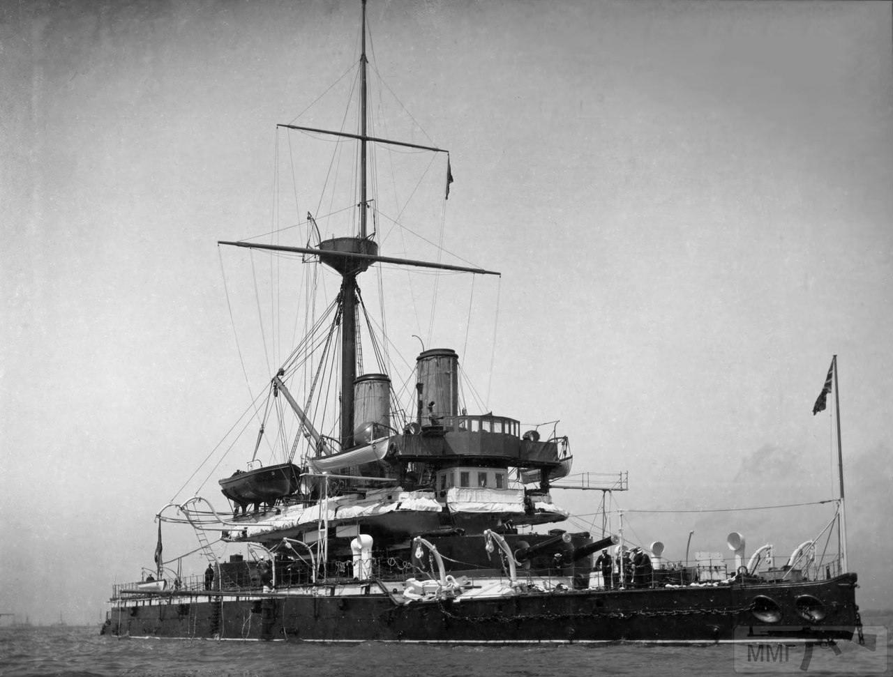 24652 - Броненосцы, дредноуты, линкоры и крейсера Британии