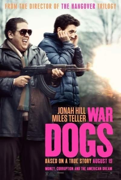 2466 - Парни со стволами - War Dogs