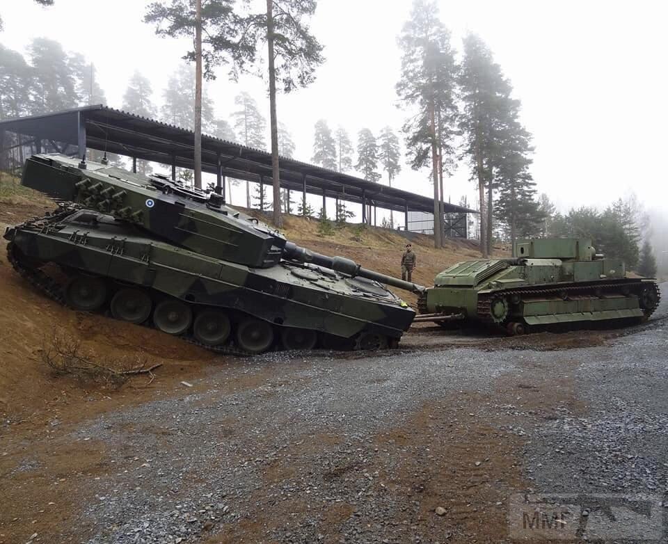 24820 - Танковый музей Парола (Финляндия)