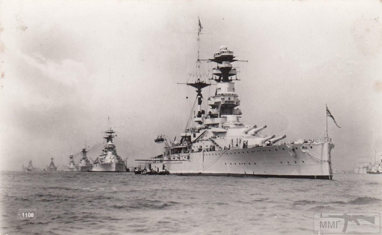 24842 - Броненосцы, дредноуты, линкоры и крейсера Британии