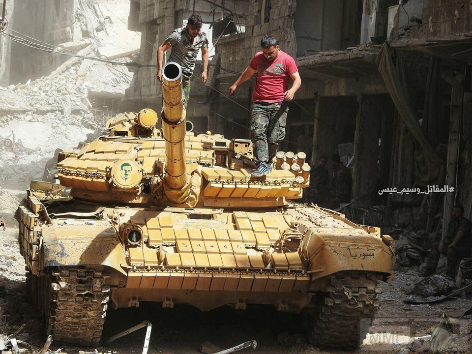 24944 - Сирия и события вокруг нее...