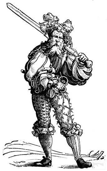 2499 - 5 самых грозных двуручных мечей Средневековья