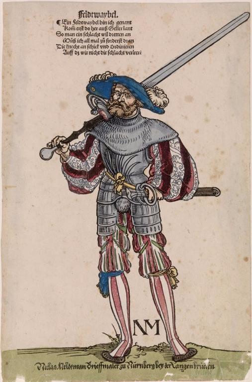 2500 - 5 самых грозных двуручных мечей Средневековья