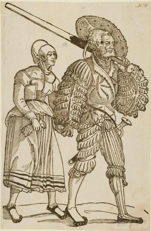 2501 - 5 самых грозных двуручных мечей Средневековья