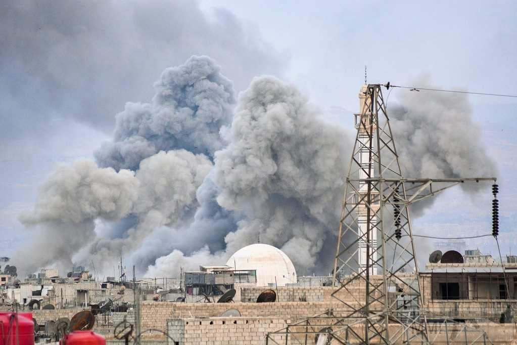 25017 - Сирия и события вокруг нее...