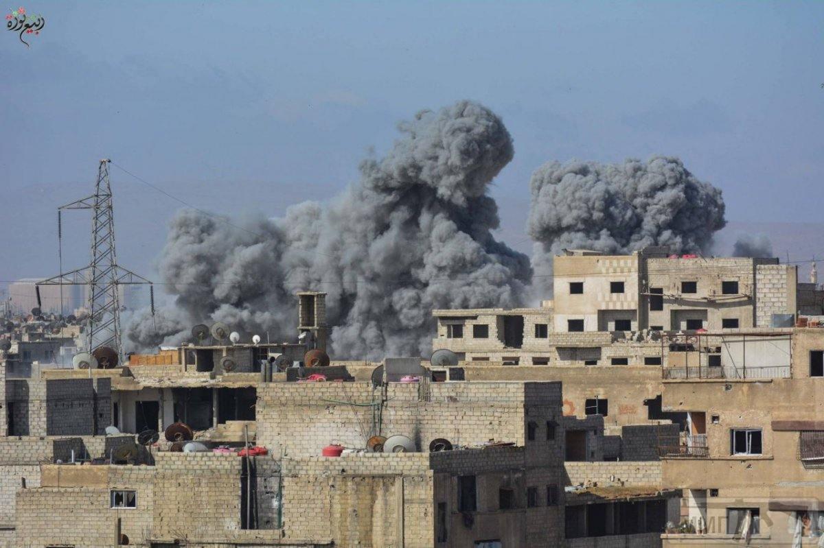 25018 - Сирия и события вокруг нее...