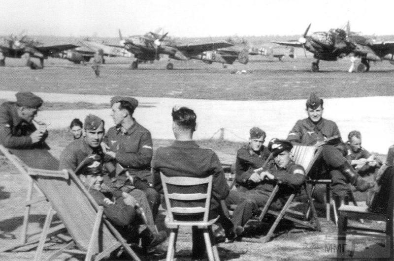 25105 - Самолеты Luftwaffe