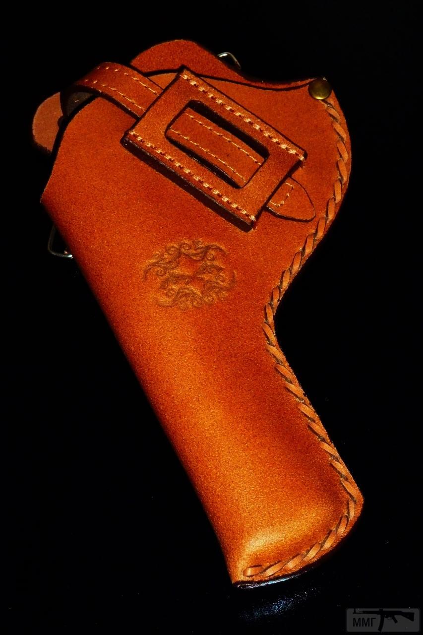 25122 - Индивидуальный пошив кобуры для револьверов и пистолетов - эксклюзив