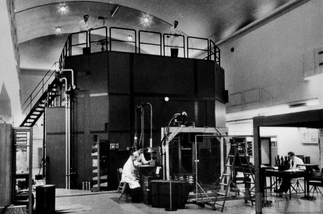 25196 - Первый шведский атомный реактор R1